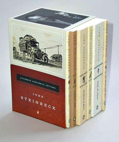 a literary analysis of the literature by john steinbeck