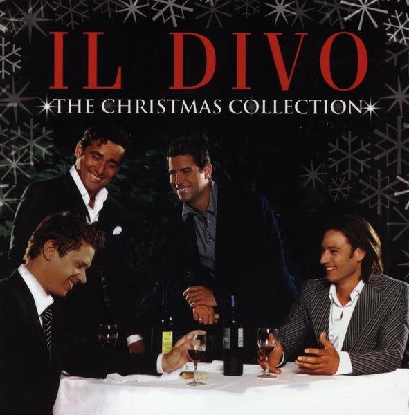 Il divo the christmas collection cd dealsdealsdeals - Il divo siempre album ...
