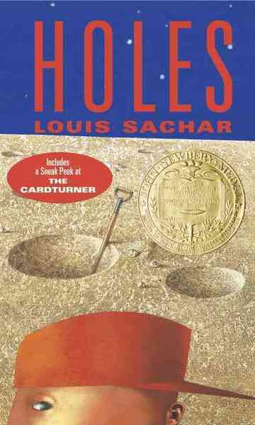 louis sachar s holes book review The beloved bestseller from newbery medalist and national book award winner louis sachar (holes), with a brand-new cover give me a dollar or i'll spit on you that's bradley chalkers for you.