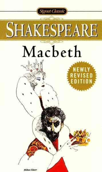 tragic imagination shakespeares macbeth Thus, rather than a villain, macbeth is considered to be one of shakespeare's tragic heroes he is by no means the epitome of the aristotelian tragic hero , as is hamlet, but he is a tragic hero nonetheless, because we, the audience, can see ourselves in him.
