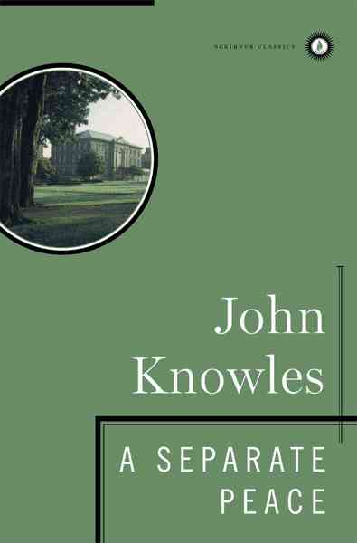 an analysis of genes fear of finny in a separate peace by john knowles Jealousy is the downfall of the main character, gene, in 'a separate peace' by john knowles unfortunately, finny is the one who pays the price.