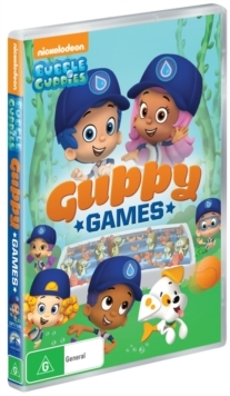 Bubble Guppies - When We Grow Up (DVD)