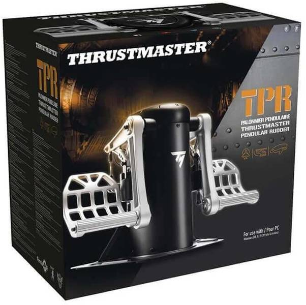 Thrustmaster TFRP Rudder Pedal